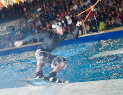 World Class Wakeboard Action at the London International Boat Show